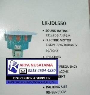 Sirine 3 Phase Lion King JDL 550