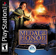 Review - Medal of Honor: Underground - Playstation