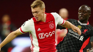 Liverpool launch bid for Ajax defender Perr Schuurs
