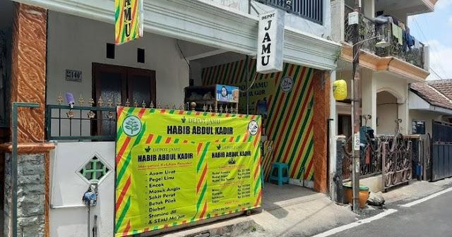 Begini Pesan Pemilik Depot Obat Habib di Kota Malang ke Nikita Mirzani
