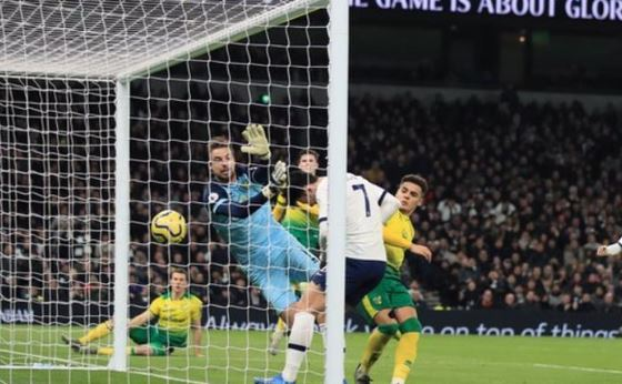 EPL: Tottenham win first Premier League game of 2020 against Norwich City