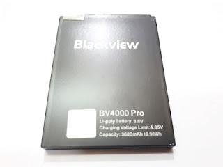 Baterai Blackview BV4000 BV4000 Pro Original 100% 3680mAh