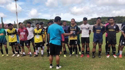 Sambut Kompetisi Liga 3 2021, Persibone Lakukan Seleksi Terbuka