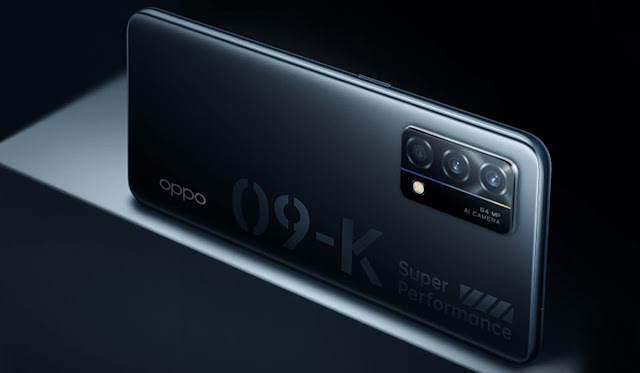 Oppo K9 Images