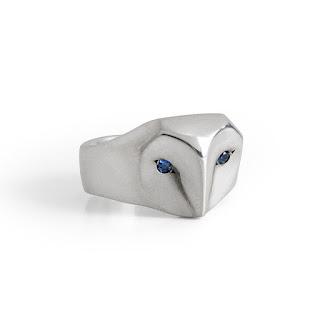 1 Owl ring