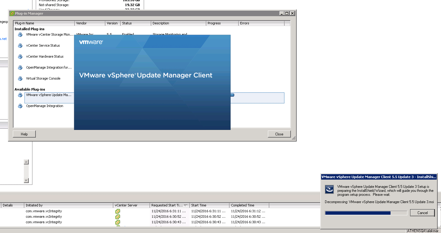 VMware Update Manager Configuration | TechCrumble
