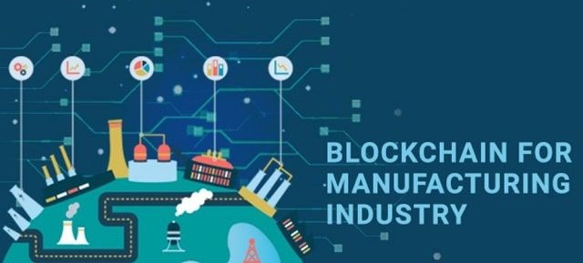 blockchain technology boost manufacturing production machine learning