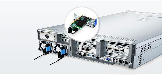 Macroreer 25 Gigabit SFP28 Dual Port Ethernet Network Adapter