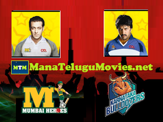 CCL -Telugu Warriors vs Mumbai Heroes- OVER by OVER