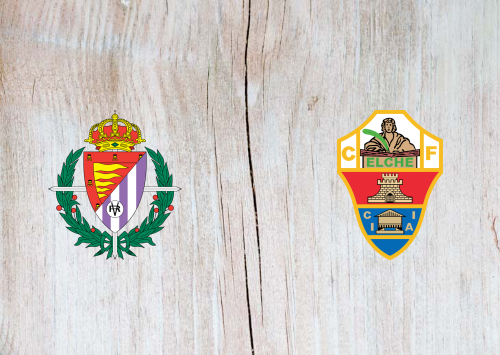 Real Valladolid vs Elche -Highlights 19 January 2021