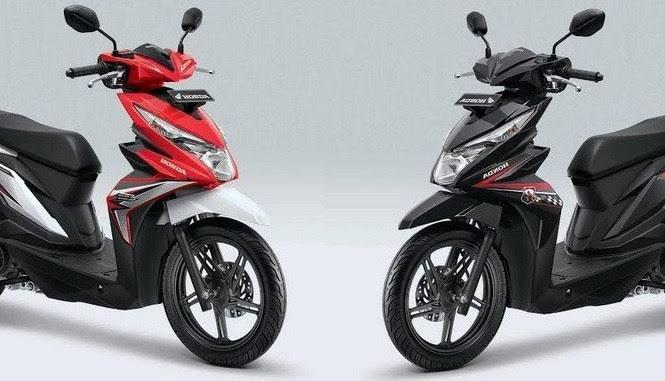 Daftar Sepeda Motor cocok Pakai Pertalite