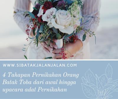 4 tahapan pernikahan orang batak toba dari awal hingga upacara adat pernikahan