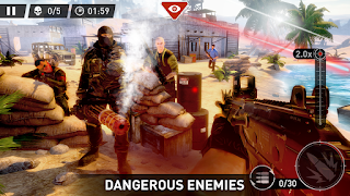 Sniper: Ghost Warrior Apk Data