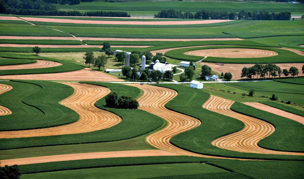 2093 Acres Of Farmland On 29 Farms Permanently Preserved In Pa