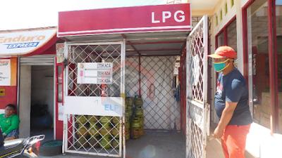 Harga Gas Elpiji 3 kg di SPBU Lotim Normal Tapi Langka, Pengecer Mengeluh