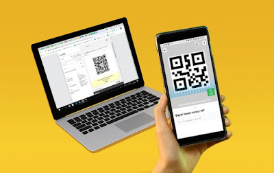 QR Code Payment Bank Indonesia