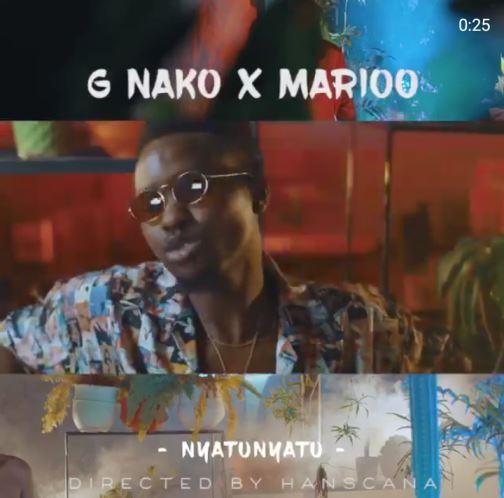 G Nako x Marioo - Nyatu Nyatu