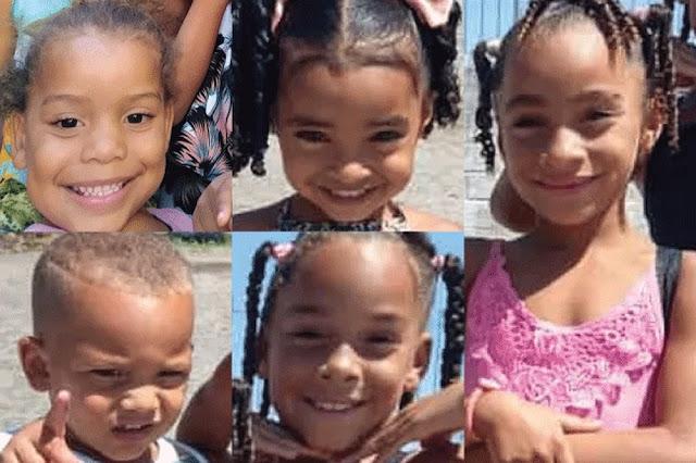 Seis crianças e um adulto morrem após carro cair dentro de rio em Campos, RJ