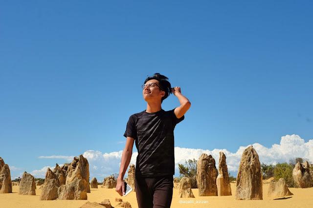 Pinnacles Desert Perth Curitan Aqalili