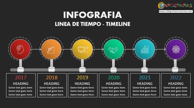 Plantilla timeline 11