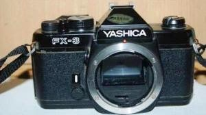 Yashica FX-3 body only