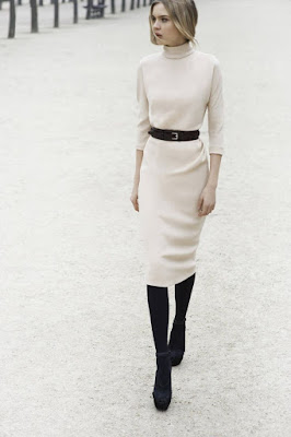 Como Vestir en Invierno con Vestidos