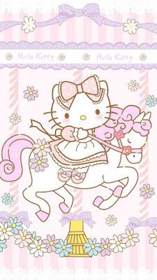 Walpaper terbaru hello kitty
