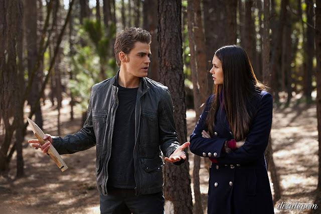 The Vampire Diaries Dizisi İndir