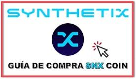 Cómo y Dónde Comprar Criptomoneda Synthetix (SNX)
