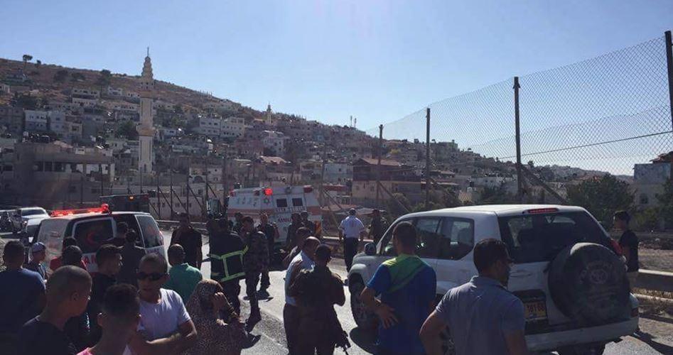 Pemukim Yahudi Tabrak dan Melukai Pemuda Palestina di Timur Qalqilya