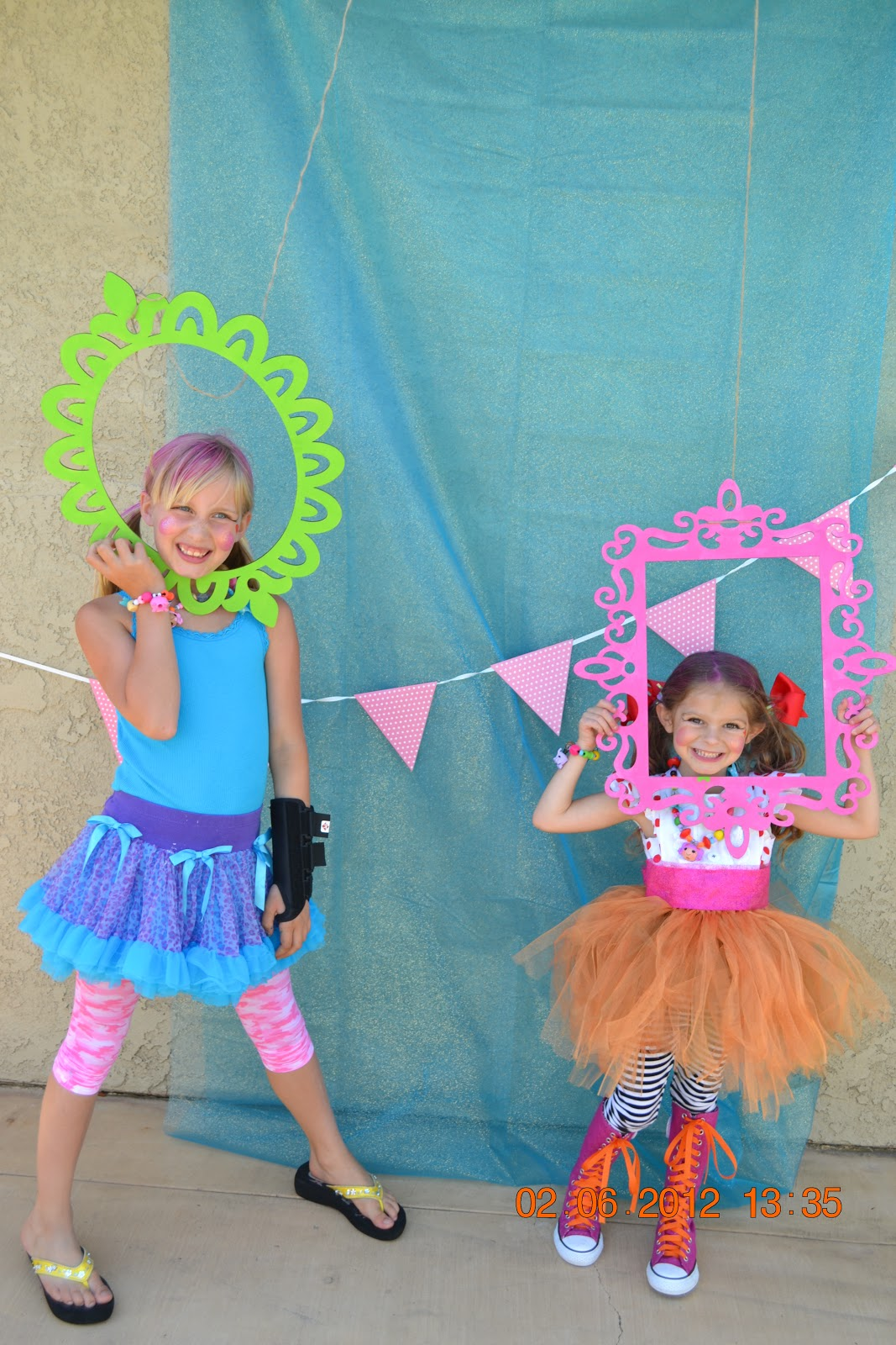 Creatively Quirky At Home Emelia S 6th Birthday A