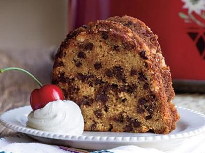 How to make a Snack for Chocolate Zucchini Cake with Chocolate Chip