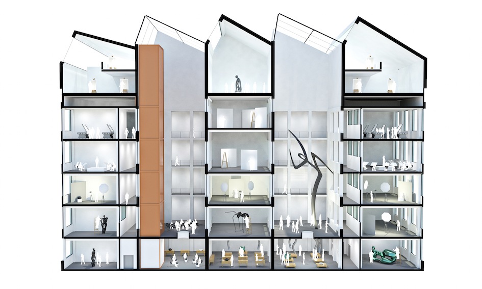 The Glasgow School Of Art Unveils Designs For Conversion Former Stow College Building