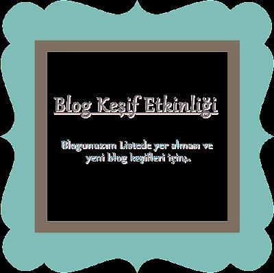 Blog Keşif Etkinliği & Güncel Blog Listesi