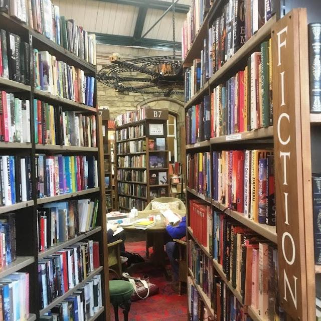 barter books Alnwick Northumberland JRRTolkien
