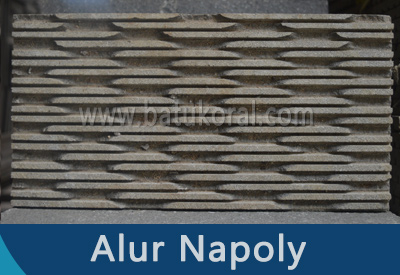 ANDESIT ALUR NAPOLY