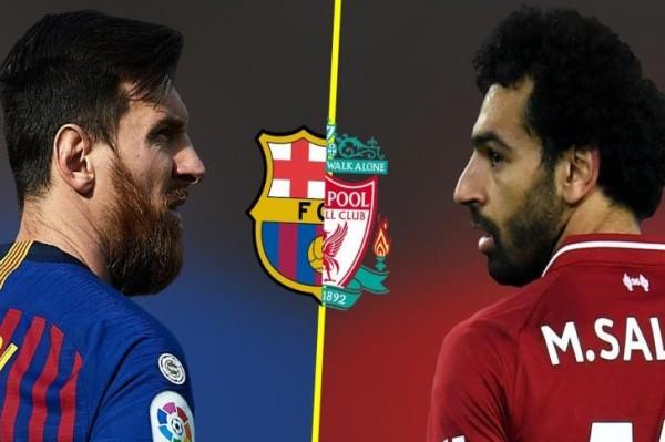 يلا شوت ... مشاهدة مباراة برشلونة و ليفربول 1-5-2019