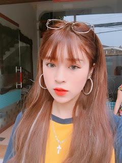 Gái xinh facebook diễn viên Trần Thị Thảo Trang