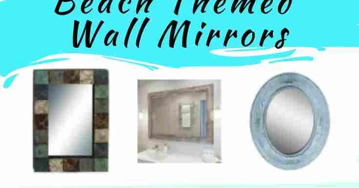 Beach Themed Wall Mirrors