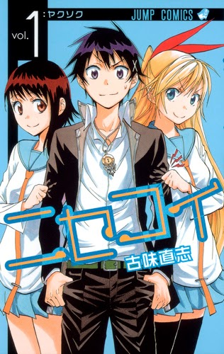 Download Kumpulan Volume Komik Nisekoi Indonesia Lengkap