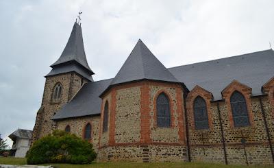 Eglise de Saint-Saire