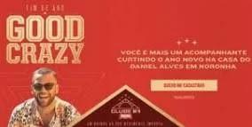 Promoção Cerveja Brahma Fim de Ano 2019 Good Crazy Dani Alves
