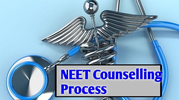 Neet Counseling Process 2021 & 22