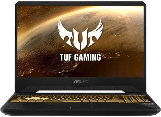 ASUS TUF Gaming FX505GT-BQ108: análisis