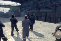 Mafia 2 PS3 CFW2OFW
