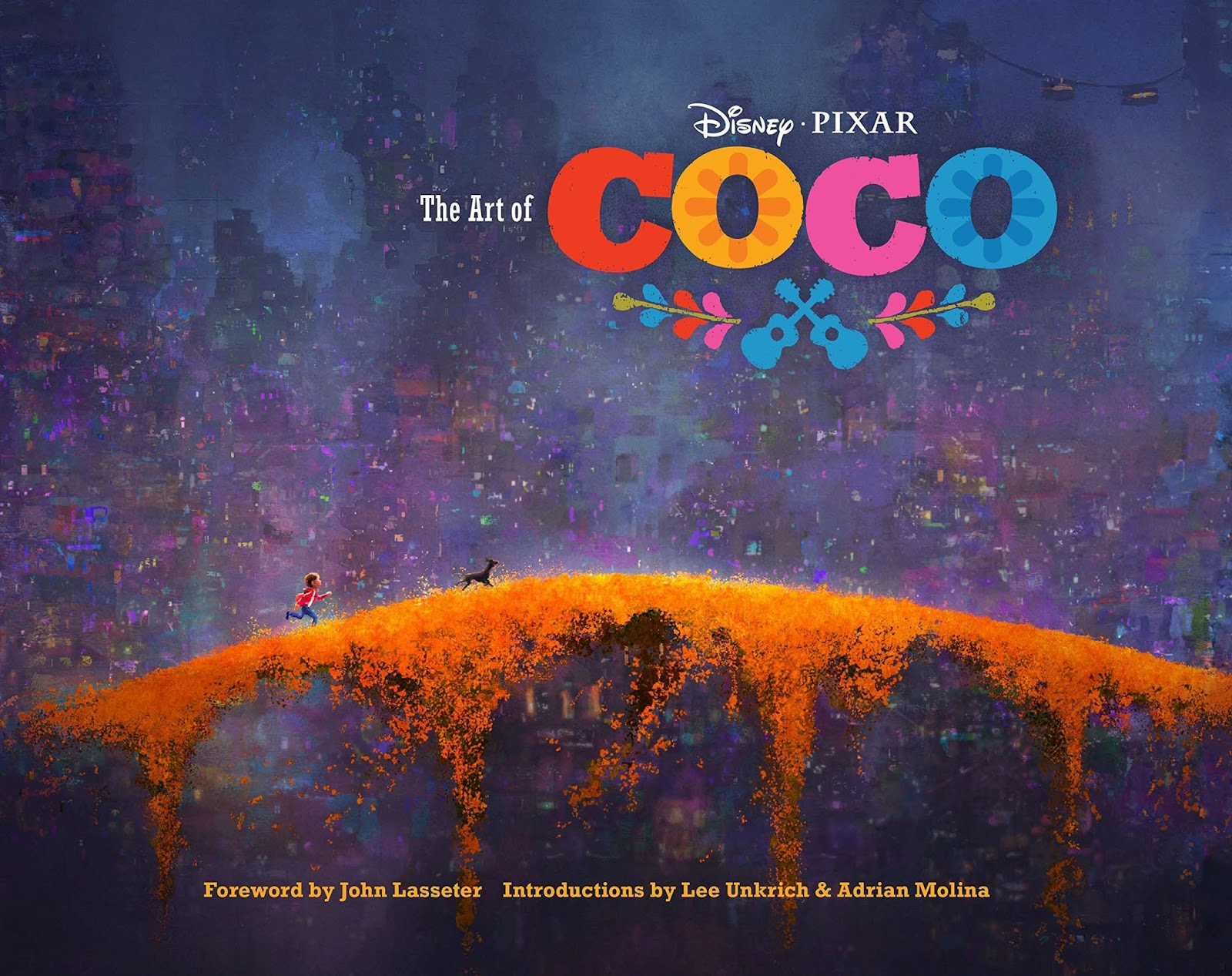 The Art Of Coco Amp Other Pixar Coco Books Popping Up On Amazon