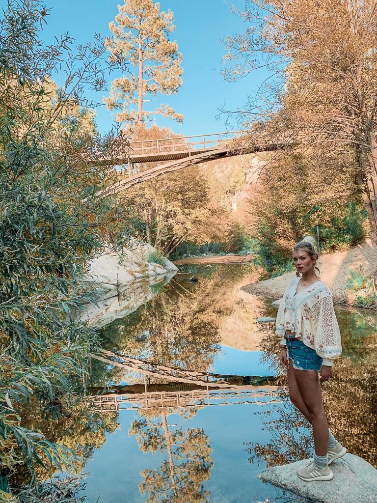lake arrowhead bridge