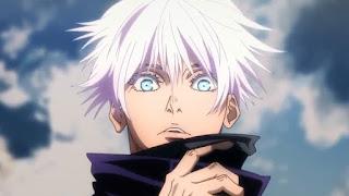 Hellominju.com : 呪術廻戦アニメ 『五条悟(CV.中村悠一)』   Jujutsu Kaisen   Gojo Satoru   Hello Anime !
