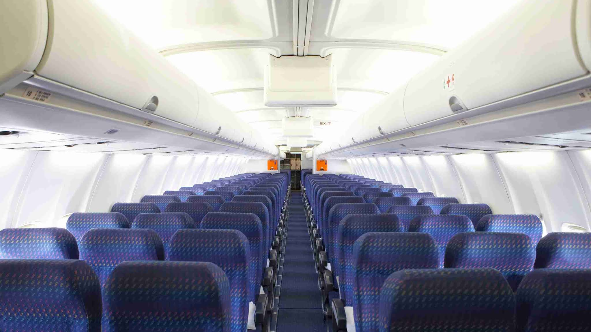 seats always blue