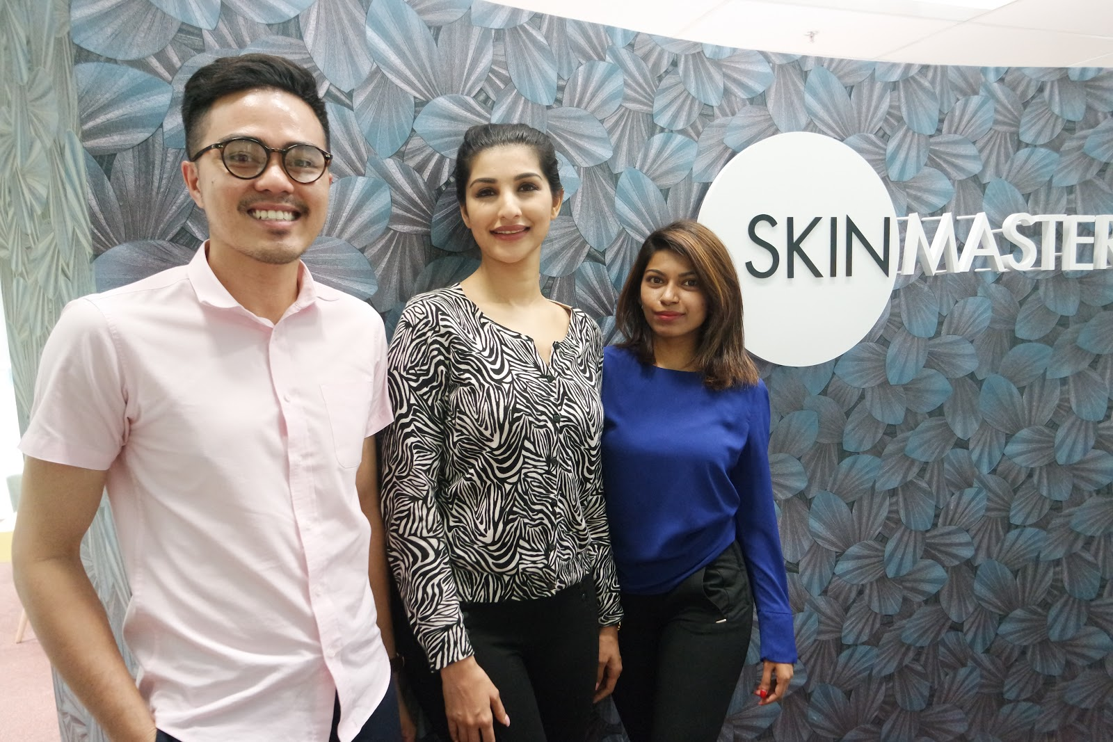 skin master kl oxygen infusion facial treatment